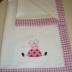 Bug Themed Waffle Weave Blanket