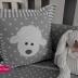 Lamb Scatter Cushion