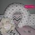 Dots Feeding Pillow