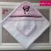 Minnie Mouse Hooded Towel Set