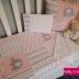 Ellie Themed Patchwork Baby Blanket