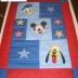 Mickey & Friends Quilt/Playmat