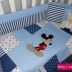 Mickey Mouse Cot Set