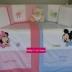 Twin Minnie & Mickey Cot Sets
