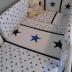 Navy/White & Blue  Star Set