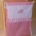 Pink Butterfly Laundry Hamper